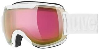 UVEX Downhill 2000 FM White Mirror Pink 19/20