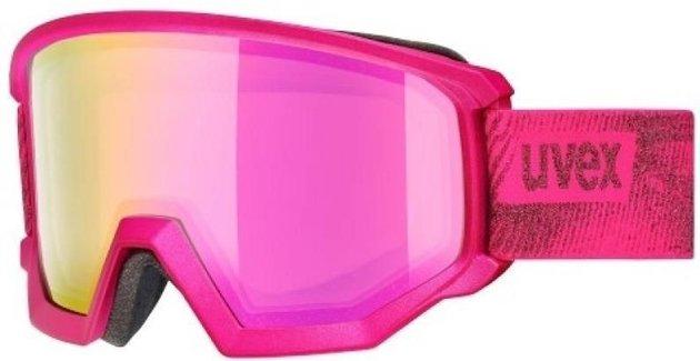 UVEX Athletic FM Pink Mat/Mirror Pink 19/20