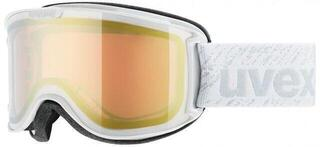 UVEX Skyper LM White Mirror Gold 19/20