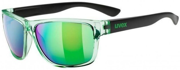 UVEX LGL 36 CV Green Black S3