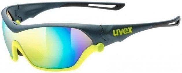 UVEX Sportstyle 705 Grey Mat Neon Yellow S3 S1 S0
