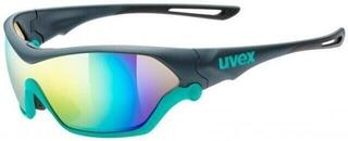 UVEX Sportstyle 705 Grey Mat Turquoise S3 S1 S0
