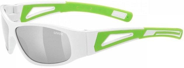 UVEX Sportstyle 509 White Green S3