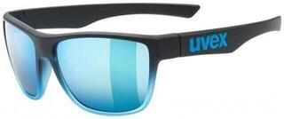 UVEX LGL 41 Black Blue Mat