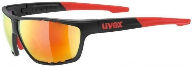 UVEX Sportstyle 706 Anthracite Mat