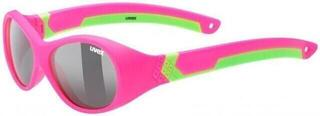 UVEX Sportstyle 510 Pink Green Mat