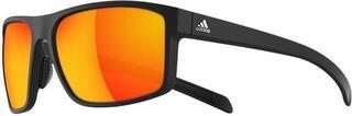 Adidas Whipstart Black Matt/Red Mirror