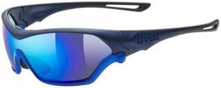 UVEX Sportstyle 705 Blue Mat Metallic S3 S1 S0