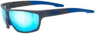 UVEX Sportstyle 706 Blue Mat S3