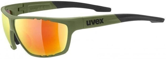 UVEX Sportstyle 706 Olive Green