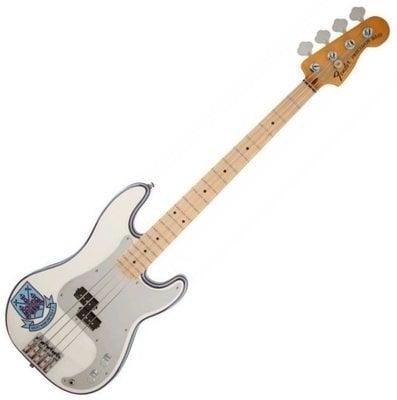 Fender Steve Harris Precision Bass MN Olympic White