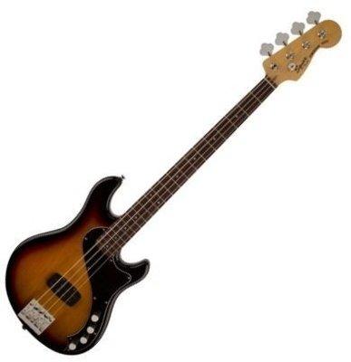 Fender Squier Deluxe Dimension Bass IV RW 3-Color Sunburst