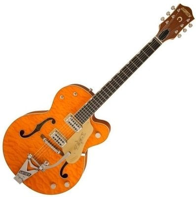Gretsch G6120-1959LTV Chet Atkins Hollow Body Quilted Maple