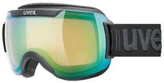 UVEX Downhill 2000 V Black Mat/Black Mat