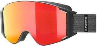 UVEX g.gl 3000 TO Black Mat/Mirror Red/Lasergold Lite 19/20