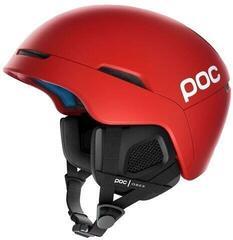 POC Obex Spin Ski Helmet Prismane Red