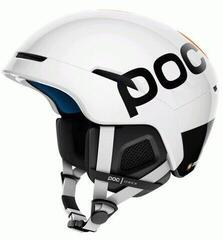 POC Obex Backcountry Spin Ski Helmet Hydrogen White/Fluorescent Orange
