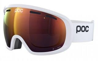 POC Fovea Clarity Hydrogen White/Spektris Orange 19/20