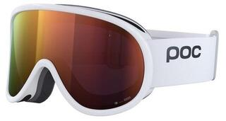 POC Retina Clarity Hydrogen White/Spektris Orange 19/20