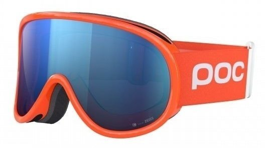 POC Retina Clarity Comp Fluorescent Orange/Spektris Blue 19/20