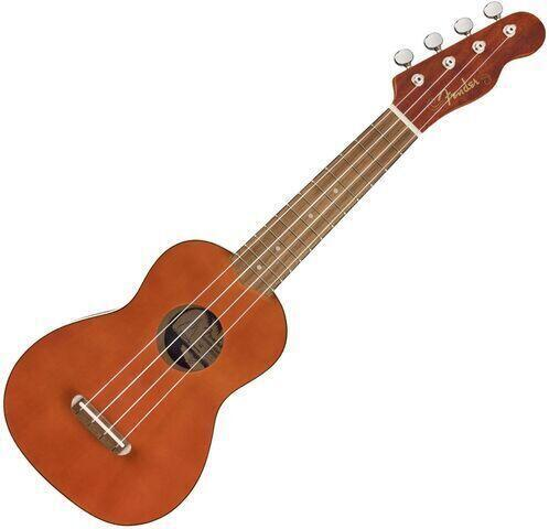 Fender Venice Soprano Ukulele WN Natural