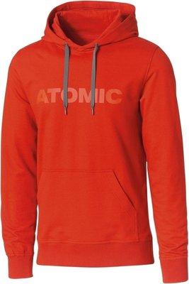 Atomic Alps Mens Hoodie Dark Red XL 19/20