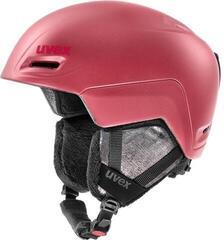 UVEX Jimm Ski Helmet Fuchsia Mat