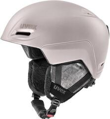 UVEX Jimm Ski Helmet Rosegold Mat