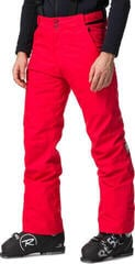 Rossignol Mens Ski Pants Sports Red