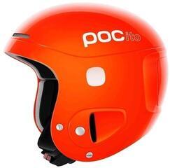 POC POCito Skull Ski Helmet Fluorescent Orange XS/S 19/20