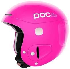 POC POCito Skull Ski Helmet Fluorescent Pink XS/S 19/20