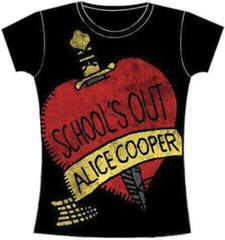 Alice Cooper Tee School's Out L