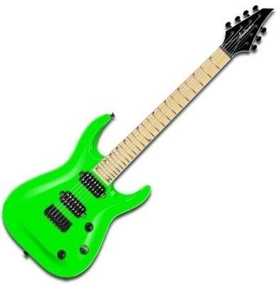 Jackson SLATHX-M 3-7 Slime Green
