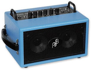Phil Jones Bass BG-75 Double Four Blue