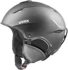UVEX Primo Ski Helmet Black Mat