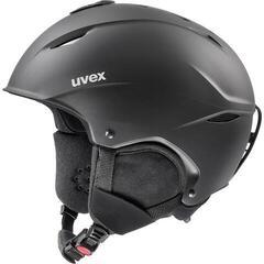 UVEX Magnum Ski Helmet Black Mat 61-65 cm 19/20