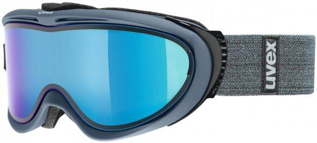 UVEX G.GL 300 TO Navy Mat/Mirror Blue 17/18