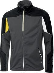 Galvin Green Brody Windstopper Mens Jacket Iron Grey/Black/Yellow/White M