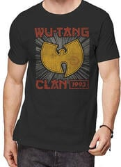 Wu-Tang Clan Unisex Tee Tour '93 Black