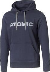 Atomic Alps Mens Hoodie Darkest Blue