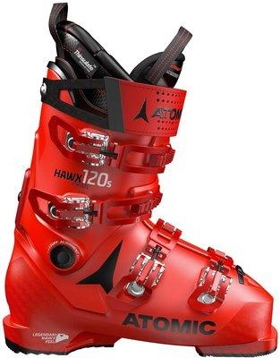 Atomic Hawx Prime 120 S Red/Black 30/30,5 19/20
