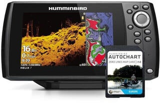 Humminbird Helix 7 Chirp DI GPS G3 SET
