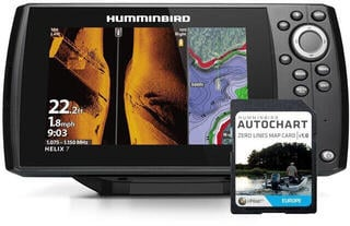 Humminbird Helix 7 Chirp Mega SI GPS G3 SET