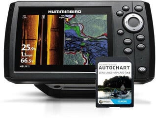 Humminbird Helix 5 Chirp SI GPS G2 SET