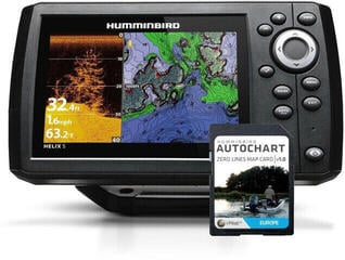 Humminbird Helix 5 Chirp DI GPS G2 SET