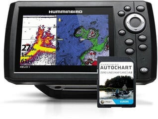 Humminbird Helix 5 Chirp GPS G2 SET