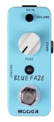 MOOER Blue Faze Fuzz Pedal