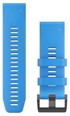 Garmin QuickFit 26 Watch Band Blue Cyan Silicone
