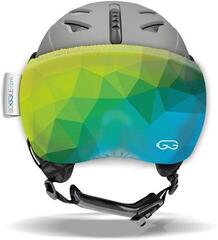 Soggle Visor Cover Structure Male