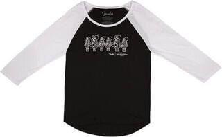 Fender American Professional Ladies T-Shirt Black